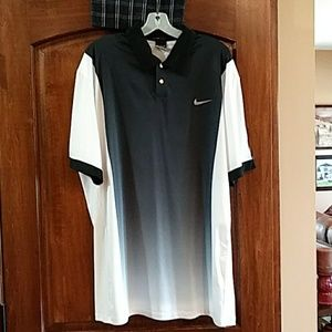 Tiger Woods Collection golf shirt